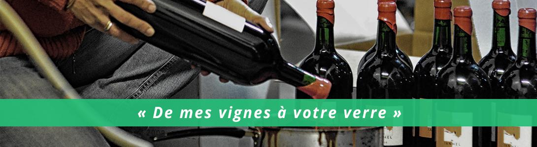 Mes vins bio de Corbière